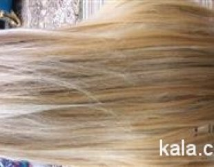 اکستنشن موی سر همراه با الیاف طبیعی حتما بخونید