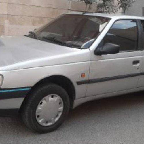 پژو ۴۰۵ مدل ۹۱