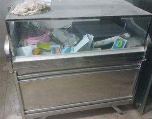 یخچال شیرینی و ویترین و زیرترازو