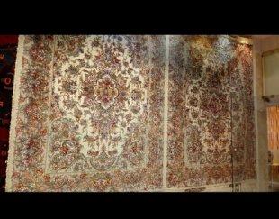 قالیچه دستباف ۱/۵ در ۲ ابریشم