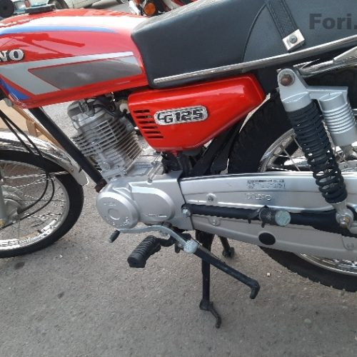 موتورسیکلت اقساطی