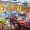 فروش تمام وسایل سوپرمارکت اعم از یخچال،،قفسه،،اجناس