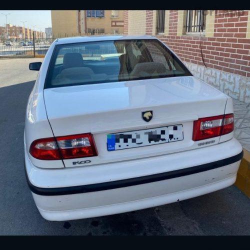 فروش سمند Lx مدل ۹۷