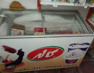 یخچالهای سوپرمارکت