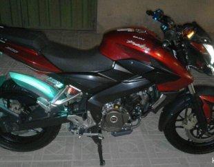 موتورسیکلت ان اس۲۰۰