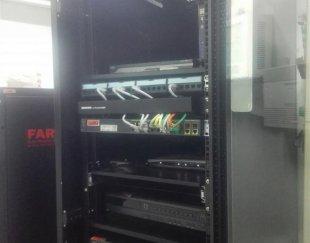 خدمات شبکه ونرم افزاری در محل کار ومنزل شما