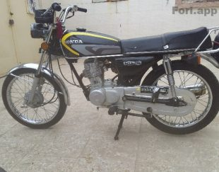 موتور سیکلت۱۲۵ شهاب الگانس پلاک ملی