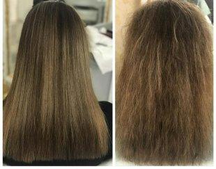 کراتینه مو با تخفیف ویژه