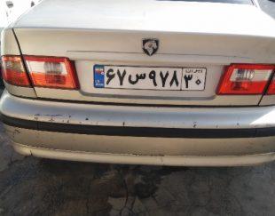 خودرو سمند بنزینی