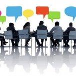 کلاسهای آنلاین مکالمه و بحث آزاد زبان انگلیسی