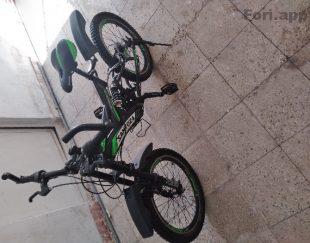 دوچرخه سانتوزا کمک دار دنده ای سایز ۲۰