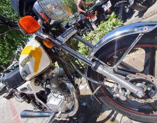 موتور سیکلت پرواز ۲۰۰ مدل ۹۵ کاربراتور در حد صفر