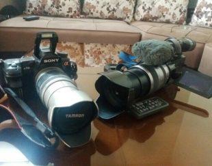 فیلمبرداری و عکاسی تک