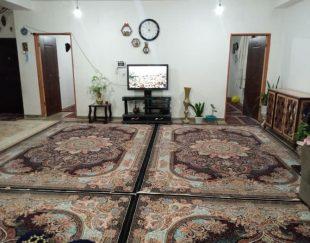 آپارتمان تک واحدی ۱۲۴ متر مفید در معراج الهیه