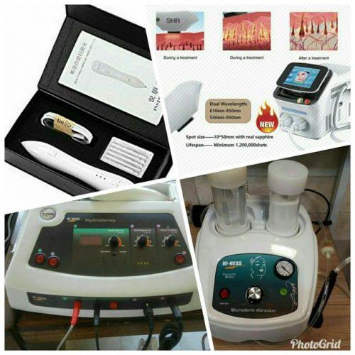 فروش تجهیزات پزشکی و لوازم مصرفی ,زیبایی وپوست