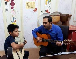 آموزش موسیقی اوشیدا … مشهد