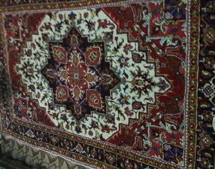 فرش دستبافت شش متری هریس