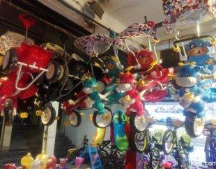 ماشین شارژی دوچرخه اسباب بازی