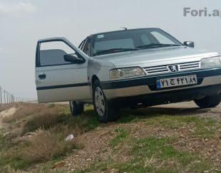 پژو ۴۰۵ مدل۹۳