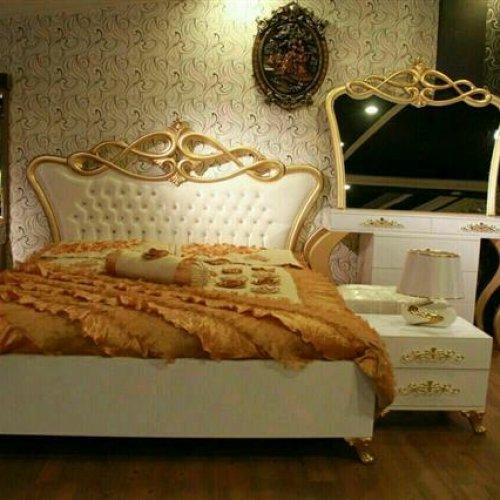 تخت و سرویس اتاق خواب