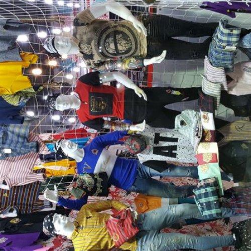 لباس مردانه سایزبزرگ وکوچک