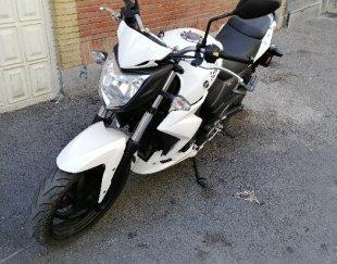 sym luki 250cc