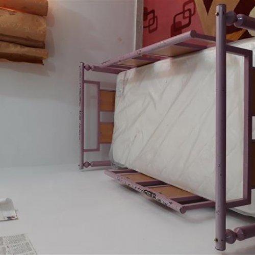 تخت کودک همراه تشک