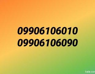 دو خط دو قلو ده دهی برای خاص دیده شدن ۰۹۹۰۶۱۰۶۰۱۰