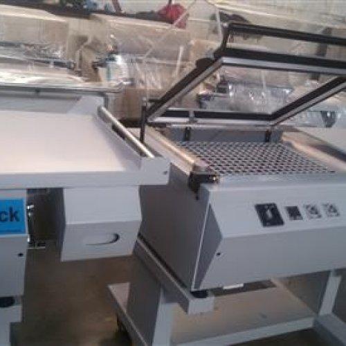 ساخت دستگاه بسته بندی و شیرینگ پک