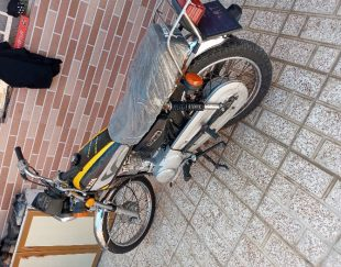 موتور سیکلت مدل ۸۴مزایده