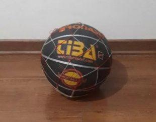 توپ بسکتبال مشکی