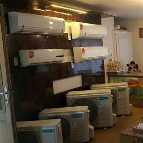 فروش ویژه لوازم خانگی کولرگازی لباسشویی از بانه