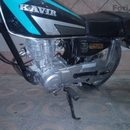 موتورسیکلت پارت شرکت کویر سری اول ۸۳ فابریک