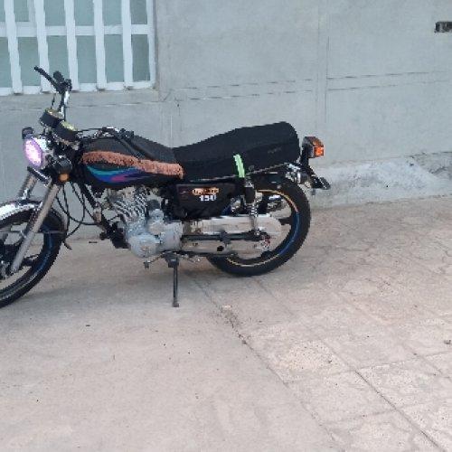 موتورسیکلت ۱۵۰ بم