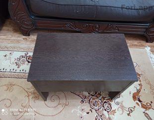 مبل راحتی همراه با میز