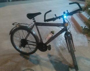 دوچرخه بیست و شش