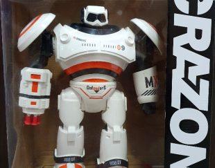 اسباببازی ربات ریموت کنترلی کرازون تیرانداز