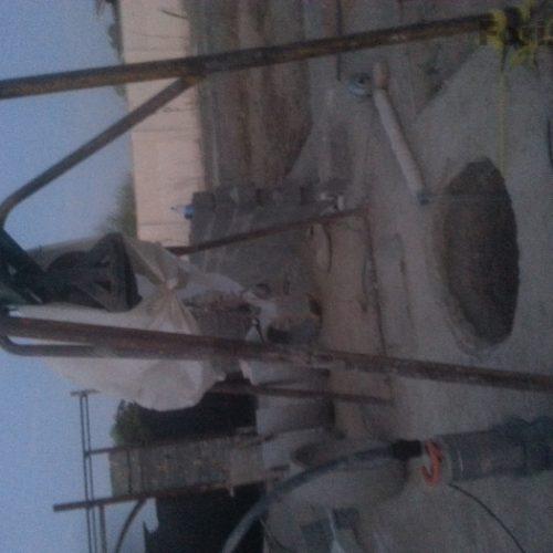 چاه کن چاه آب و فاضلاب و تعمیر چاهای خراب شده