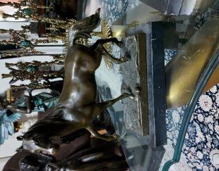 مجسمه برنز