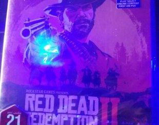 دیسک بازی Red Dead Redemption 2