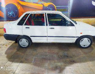 پراید EX ۱۳۱ مدل ۱۳۹۱