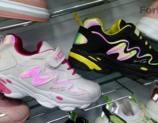 انواع کفش های زنانه دخترانه