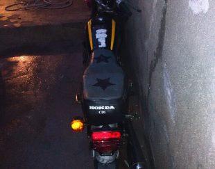 فروشی موتورسیکلت هوندا۱۲۵سی سی اوراقی