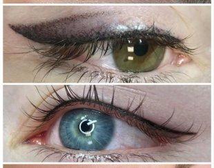 میکروبلیدینگ ابرو ،فى کانتور لب و چشم