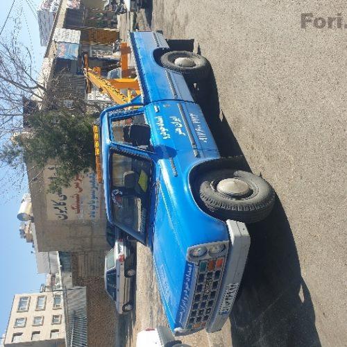 امداد خودرو ایران هنر