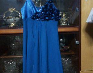 لباس مجلسی دنباله دار خوشگل سایز ۴۰