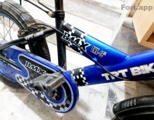 دوچرخه سایز ۱۶