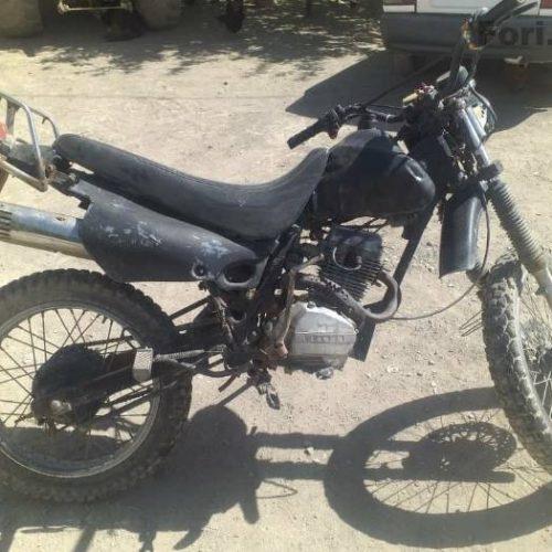 موتور سیکلت ۱۲۵ مدل دلتا