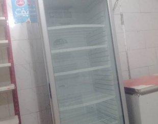 فروش یخچال سوپرمارکت شیش درب و یک درب سالم سالم
