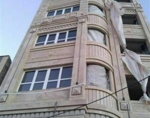 طراحی و اجرای انواع سنگ نمای ساختمان